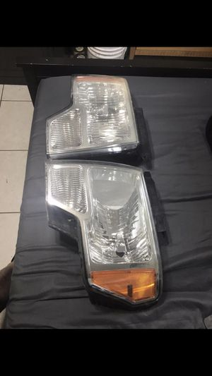 Ford F-150 OEM headlights for 2009-2014 f150 for Sale in Doral, FL