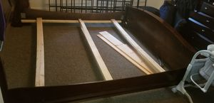 King bed frame for Sale in Ballston Spa, NY