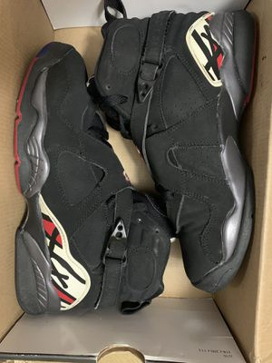 Air Jordan 8 playoffs 2013 sz 6 for Sale in Hialeah, FL