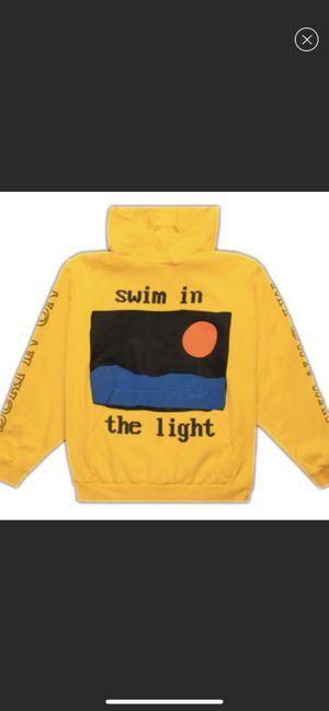 Kid cudi swim in the light Coachella Yellow hoodie for Sale in Anaheim, CA