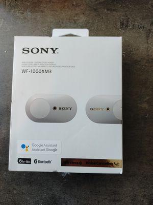 Sony WF 1000XM3 BRAND NEW for Sale in Scottsdale, AZ