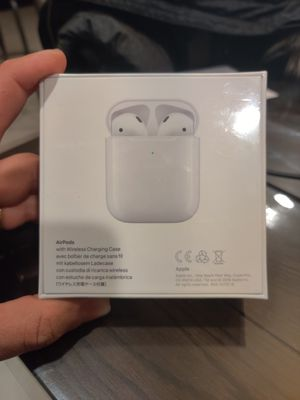 Brand New, Apple Airpods 2nd Generation with wireless charging case for Sale in Freehold, NJ