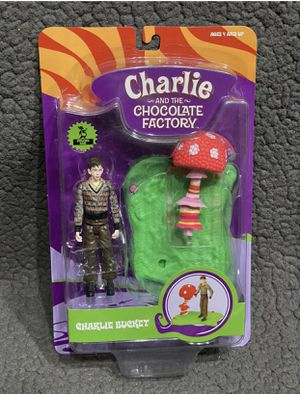 Charlie and the Chocolate Factory Charlie Bucket Action Figure for Sale in Chula Vista, CA
