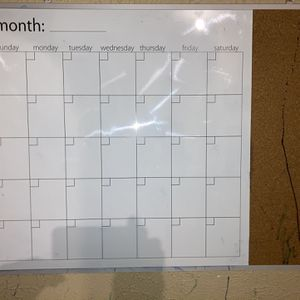 Calendar for Sale in Fort Worth, TX