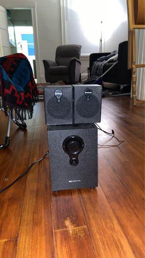 Solar audio speakers for Sale in Emeryville, CA