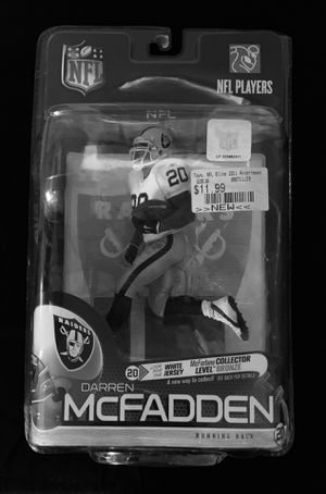 NFL collection McFadden for Sale in Whitehall, OH