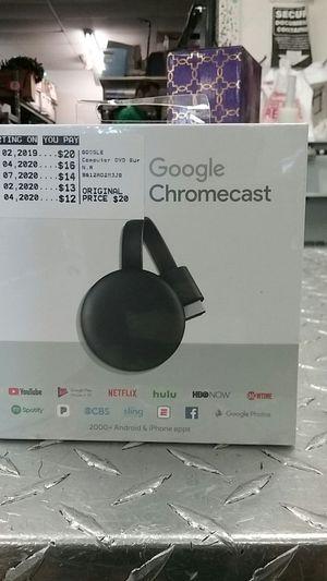 Google chromecast for Sale in St. Petersburg, FL
