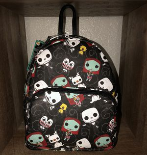 Funko POP Nightmare Before Christmas Mini Backpack for Sale in Mesa, AZ