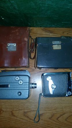 8mm cameras for Sale in York,  PA