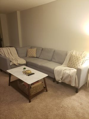 Buffum Sectional for Sale in Silver Spring, MD