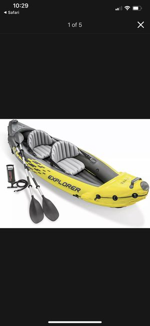 INTEX 2 PERSON KAYAK for Sale in Chamblee, GA