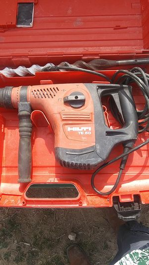 Hilti TE 50 Hammer Drill for Sale in Mission, TX