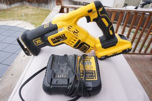 Dewalt XR Brushless Compact Reciprocating Saw for Sale in Kennewick, WA