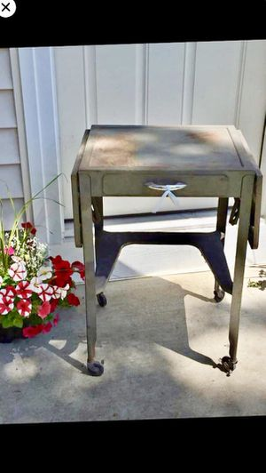 Vintage Typewriter Stand for Sale in Davenport, IA