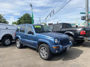 2003 Jeep Liberty 4X4 for Sale in Salem, OR