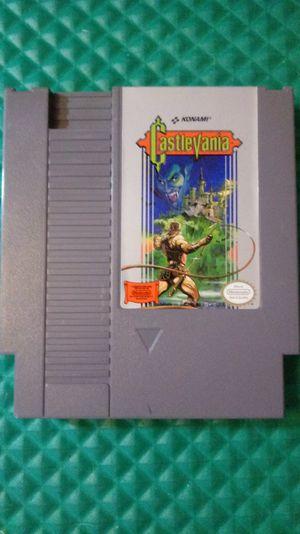 Castlevania for Original NES for Sale in Glendale, AZ