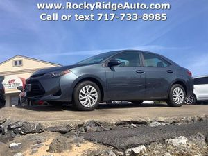 2017 Toyota Corolla for Sale in Ephrata, PA