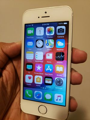 IPhone 5S , UNLOCKED  (Excellent  Condition /  Functional / Clean  ) for Sale in Springfield, VA