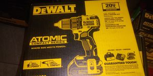Dewalt dril 20v atomic for Sale in Woodbridge, VA