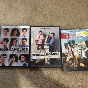 Workaholics DVD's for Sale in Reading, PA