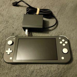 Nintendo Switch Lite Grey Console for Sale in Phoenix, AZ