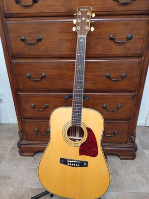 1999 Beautiful Ibanez Artwood Acoustic Guitar for Sale in Irving, TX