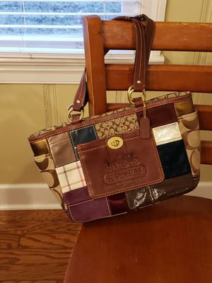 Coach Patchwork Purse for Sale in Lebanon, TN