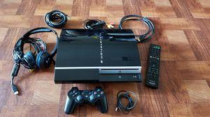 PS3 console for Sale in North Miami, FL