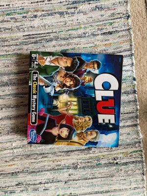 Clue board game - 2 games for Sale in Bailey's Crossroads, VA