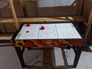 Small Foosball in air hockey table for Sale in Oswego, IL