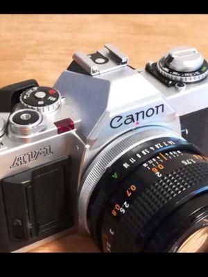Canon AV-1 film camera. for Sale in Beaverton, OR