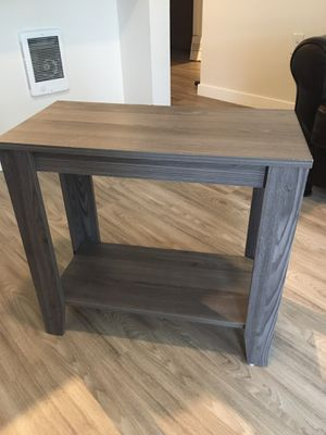 TV stand / end table for Sale in Renton, WA