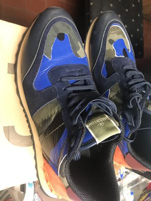 Valentino shoes mens size 10 for Sale, used for sale  Brooklyn, NY