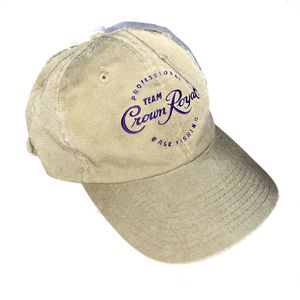 Team Crown Royal Pro Bass Fishing Team Velcro Strapback for Sale in Fort Worth, TX