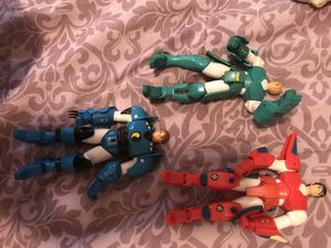 Ronin Warriors toy/action figure lot (vintage) for Sale in Gahanna, OH