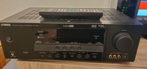 Yamaha AV Surround Sound Receiver with Speakers for Sale in Alexandria, VA