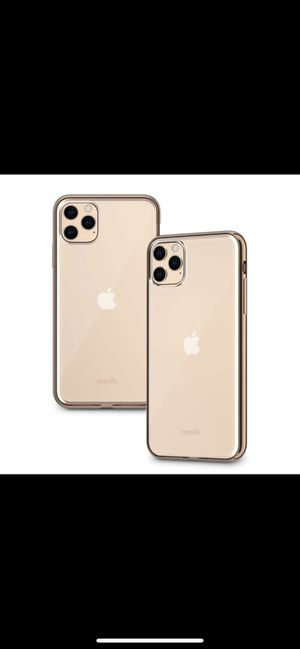 iphone 11 pro gold unlocked no scratchs like new for Sale in Los Angeles, CA