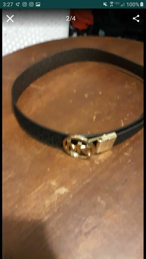 Michael kors belt for Sale in Andover, MN