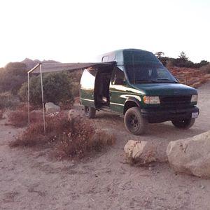 Camper Van Sportsmobile Econoline Ford for Sale in MONARCH BAY, CA