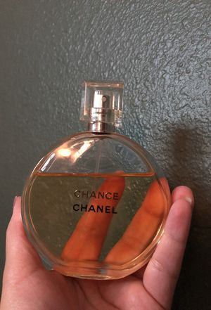 Chance Chanel perfume 3.4oz for Sale in Santa Clara, CA
