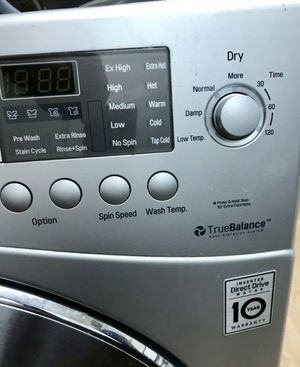 "Combo LG 24"" Washer & Dryer 2 en 1. Like Brand New for Sale in Miami Beach, FL"