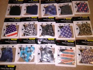 160. Brand new face masks kids and adults for Sale in MAYFIELD VILLAGE, OH
