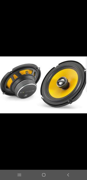 Jl audio 6.5 inch car speakers for Sale in Chula Vista, CA