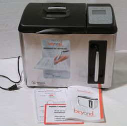 NEW Westinghouse Beyond Appliances Smart Bread Maker Machine WBYBM1 for Sale in Mill Creek,  WA