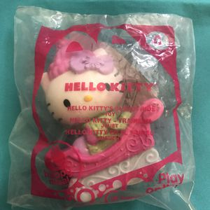 2011 Hello Kitty (Sanrio) Sleigh 🛷 Ride McDonald Happy Meal Toy for Sale in Rialto, CA
