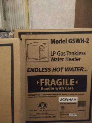 Tankless gas water heater for Sale in NEW PRT RCHY, FL