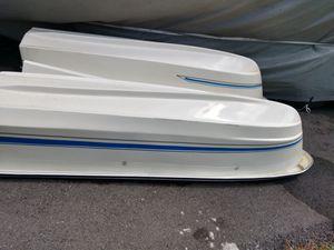 8-ft fiberglass Livingston dinghy for Sale in Mercer Island, WA
