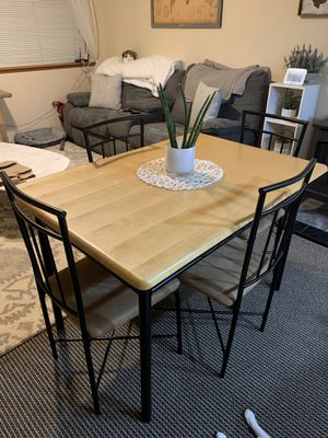 Kitchen table for Sale in Langley, WA
