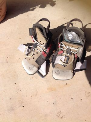 Medium wakeboard boots for Sale in Austin, TX