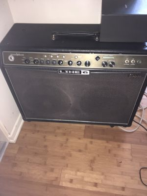 Line 6/bogner spider valve 212 combo guitar amp for Sale in Huntington Beach, CA